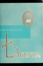 Page 7, 1956 Edition, Bucknell University - L Agenda Yearbook (Lewisburg, PA) online yearbook collection
