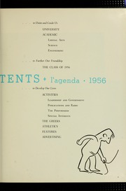 Page 9, 1956 Edition, Bucknell University - L Agenda Yearbook (Lewisburg, PA) online yearbook collection