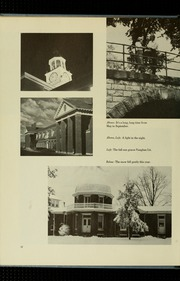Page 16, 1958 Edition, Bucknell University - L Agenda Yearbook (Lewisburg, PA) online yearbook collection