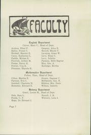 Page 11, 1913 Edition, Manual Arts High School - Artisan Yearbook (Los Angeles, CA) online yearbook collection