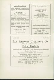 Page 200, 1913 Edition, Manual Arts High School - Artisan Yearbook (Los Angeles, CA) online yearbook collection