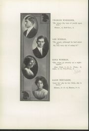 Page 54, 1913 Edition, Manual Arts High School - Artisan Yearbook (Los Angeles, CA) online yearbook collection