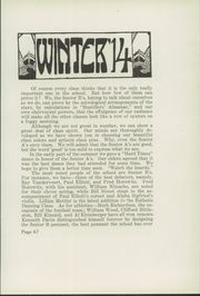 Page 71, 1913 Edition, Manual Arts High School - Artisan Yearbook (Los Angeles, CA) online yearbook collection