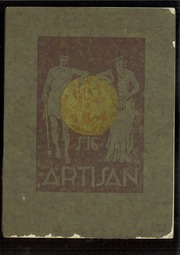 Manual Arts High School - Artisan Yearbook (Los Angeles, CA) online yearbook collection, 1916 Edition, Page 1