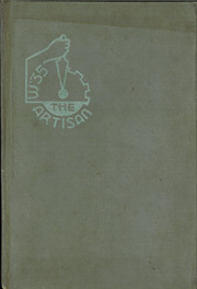 1935 Edition, Manual Arts High School - Artisan Yearbook (Los Angeles, CA)