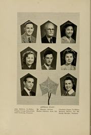 Page 14, 1940 Edition, Manual Arts High School - Artisan Yearbook (Los Angeles, CA) online yearbook collection