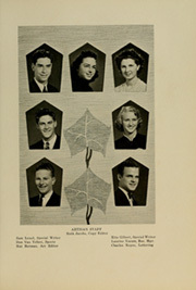 Page 15, 1940 Edition, Manual Arts High School - Artisan Yearbook (Los Angeles, CA) online yearbook collection