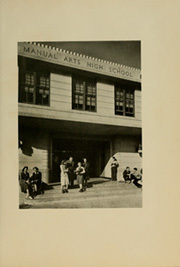 Page 7, 1940 Edition, Manual Arts High School - Artisan Yearbook (Los Angeles, CA) online yearbook collection