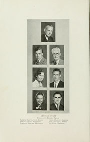 Page 12, 1942 Edition, Manual Arts High School - Artisan Yearbook (Los Angeles, CA) online yearbook collection