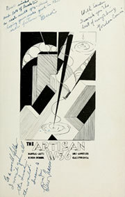 Page 9, 1942 Edition, Manual Arts High School - Artisan Yearbook (Los Angeles, CA) online yearbook collection