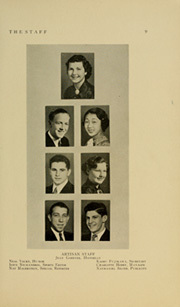 Page 13, 1943 Edition, Manual Arts High School - Artisan Yearbook (Los Angeles, CA) online yearbook collection