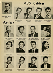 Page 10, 1955 Edition, Manual Arts High School - Artisan Yearbook (Los Angeles, CA) online yearbook collection