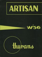 1956 Edition, Manual Arts High School - Artisan Yearbook (Los Angeles, CA)