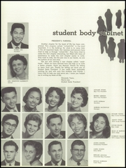 Page 10, 1956 Edition, Manual Arts High School - Artisan Yearbook (Los Angeles, CA) online yearbook collection