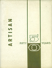 1959 Edition, Manual Arts High School - Artisan Yearbook (Los Angeles, CA)