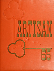 1965 Edition, Manual Arts High School - Artisan Yearbook (Los Angeles, CA)