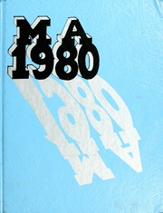 1980 Edition, Manual Arts High School - Artisan Yearbook (Los Angeles, CA)