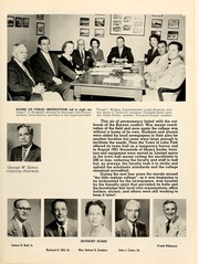 Page 11, 1957 Edition, Palm Beach Community College - Galleon Yearbook (Lake Worth, FL) online yearbook collection