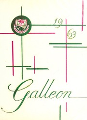 Page 1, 1963 Edition, Palm Beach Community College - Galleon Yearbook (Lake Worth, FL) online yearbook collection