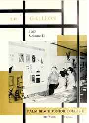 Page 5, 1963 Edition, Palm Beach Community College - Galleon Yearbook (Lake Worth, FL) online yearbook collection