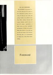 Page 9, 1963 Edition, Palm Beach Community College - Galleon Yearbook (Lake Worth, FL) online yearbook collection