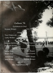 Page 6, 1970 Edition, Palm Beach Community College - Galleon Yearbook (Lake Worth, FL) online yearbook collection