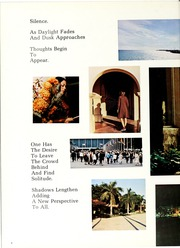 Page 8, 1970 Edition, Palm Beach Community College - Galleon Yearbook (Lake Worth, FL) online yearbook collection