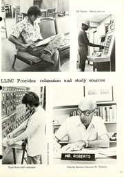 Page 11, 1976 Edition, Palm Beach Community College - Galleon Yearbook (Lake Worth, FL) online yearbook collection