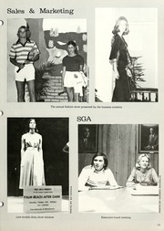 Page 17, 1976 Edition, Palm Beach Community College - Galleon Yearbook (Lake Worth, FL) online yearbook collection