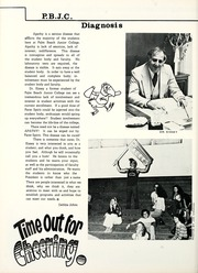 Page 16, 1978 Edition, Palm Beach Community College - Galleon Yearbook (Lake Worth, FL) online yearbook collection