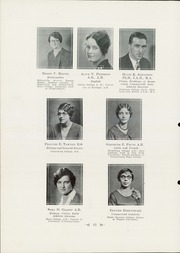 Page 14, 1929 Edition, Red Lion Area High School - Lion Yearbook (Red Lion, PA) online yearbook collection