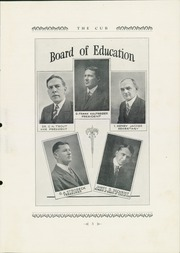 Page 5, 1929 Edition, Red Lion Area High School - Lion Yearbook (Red Lion, PA) online yearbook collection