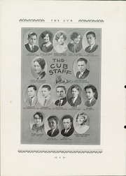 Page 8, 1929 Edition, Red Lion Area High School - Lion Yearbook (Red Lion, PA) online yearbook collection
