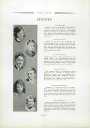 Page 16, 1931 Edition, Red Lion Area High School - Lion Yearbook (Red Lion, PA) online yearbook collection