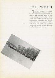 Page 10, 1939 Edition, Red Lion Area High School - Lion Yearbook (Red Lion, PA) online yearbook collection