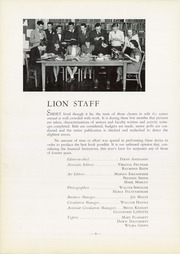 Page 12, 1939 Edition, Red Lion Area High School - Lion Yearbook (Red Lion, PA) online yearbook collection