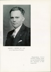 Page 15, 1940 Edition, Red Lion Area High School - Lion Yearbook (Red Lion, PA) online yearbook collection