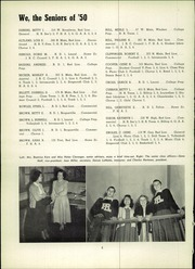 Page 8, 1950 Edition, Red Lion Area High School - Lion Yearbook (Red Lion, PA) online yearbook collection