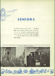 Page 11, 1951 Edition, Red Lion Area High School - Lion Yearbook (Red Lion, PA) online yearbook collection