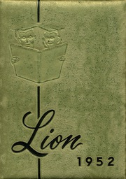 Page 1, 1952 Edition, Red Lion Area High School - Lion Yearbook (Red Lion, PA) online yearbook collection