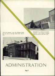 Page 11, 1952 Edition, Red Lion Area High School - Lion Yearbook (Red Lion, PA) online yearbook collection