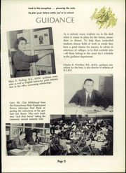 Page 15, 1952 Edition, Red Lion Area High School - Lion Yearbook (Red Lion, PA) online yearbook collection