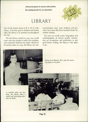Page 17, 1952 Edition, Red Lion Area High School - Lion Yearbook (Red Lion, PA) online yearbook collection
