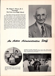 Page 13, 1957 Edition, Red Lion Area High School - Lion Yearbook (Red Lion, PA) online yearbook collection
