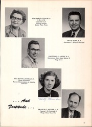 Page 17, 1957 Edition, Red Lion Area High School - Lion Yearbook (Red Lion, PA) online yearbook collection