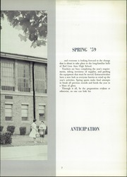 Page 11, 1960 Edition, Red Lion Area High School - Lion Yearbook (Red Lion, PA) online yearbook collection