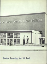 Page 7, 1960 Edition, Red Lion Area High School - Lion Yearbook (Red Lion, PA) online yearbook collection