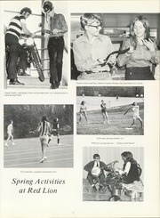 Page 15, 1972 Edition, Red Lion Area High School - Lion Yearbook (Red Lion, PA) online yearbook collection