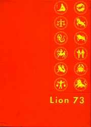 Page 1, 1973 Edition, Red Lion Area High School - Lion Yearbook (Red Lion, PA) online yearbook collection