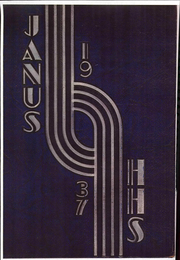 Page 1, 1937 Edition, Hazleton High School - Janus Yearbook (Hazleton, PA) online yearbook collection